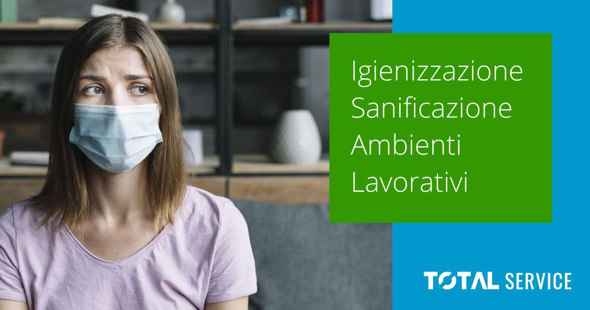 Igienizzazione Sanificazione Ambienti Lavorativi