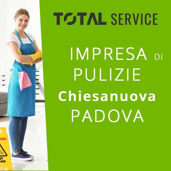 Impresa di Pulizie Chiesanuova Padova