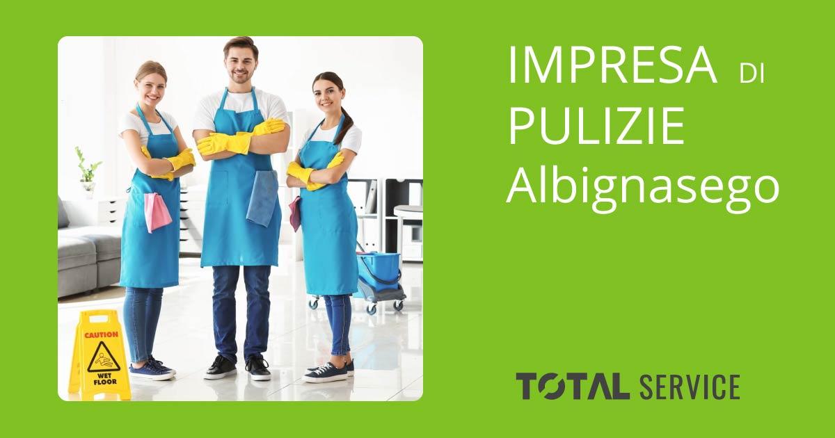 Impresa di Pulizie Albignasego