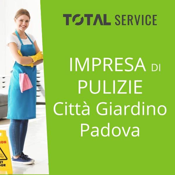Impresa di Pulizie Città Giardino Padova